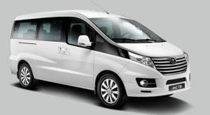 Van JAC T8 2014 é lançada no Brasil com preço de R$114.990