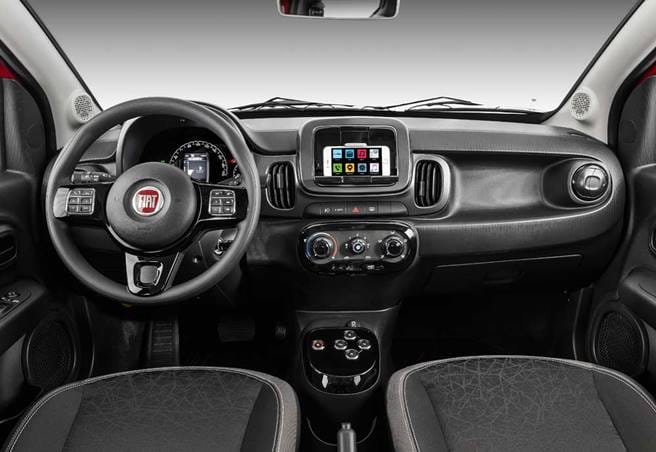 Fiat Mobi 2018 automatizado 04