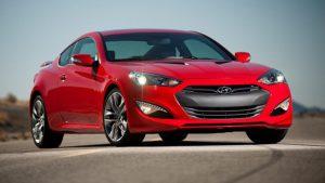 Hyundai Genesis Coupé 2014 chega com mudanças nos EUA