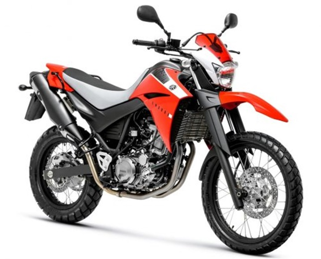 Yamaha XT 660R 2014 05