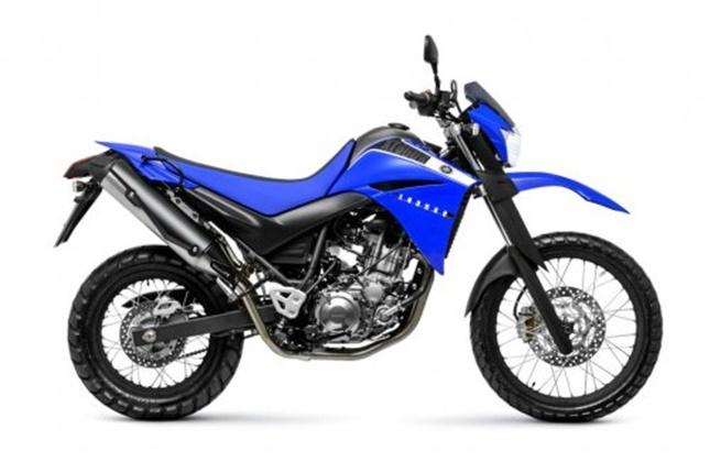 Yamaha XT 660R 2014 03