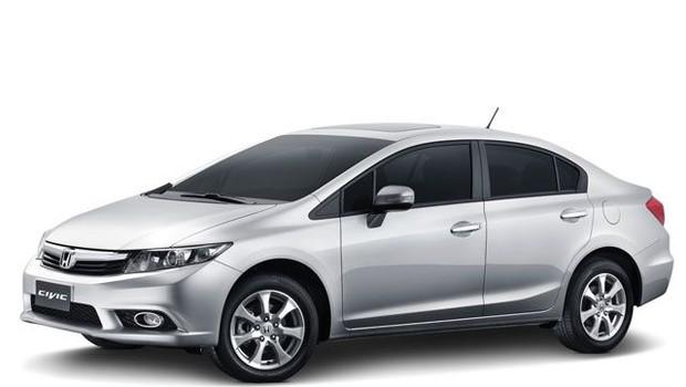 Civic 2014 da Honda