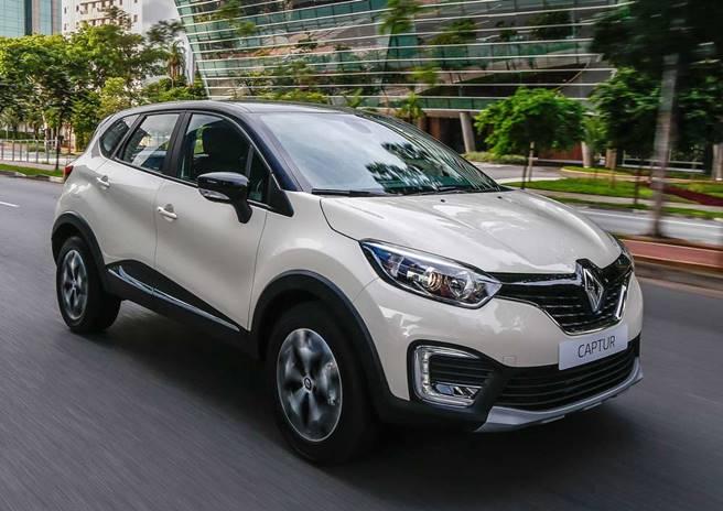 Renault Captur 2017 preço 020