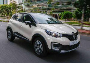 Renault Captur 2017 – preço, ficha técnica, itens de série