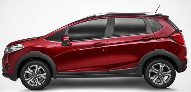 Novo Honda WRV 2018 013