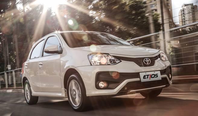 Novo Toyota Etios 2018 072