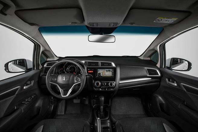 Novo Honda WRV 2018 014