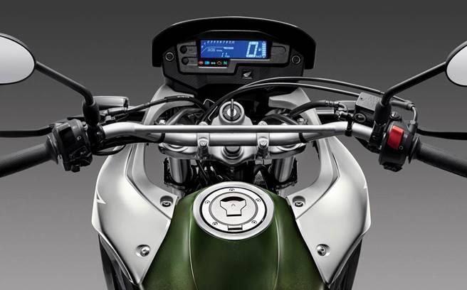 Nova Honda XRE 300 2017 02