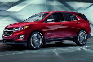 Chevrolet Equinox 2017 vai substituir o SUV Captiva no Brasil