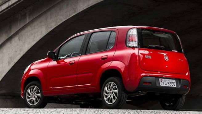 Novo Fiat Uno 2018 03