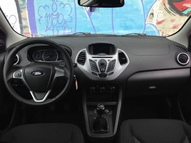 Novo Ford Ka 2018 hacth 03