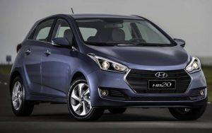 Saiba tudo sobre as novidades do Hyundai HB20 2018