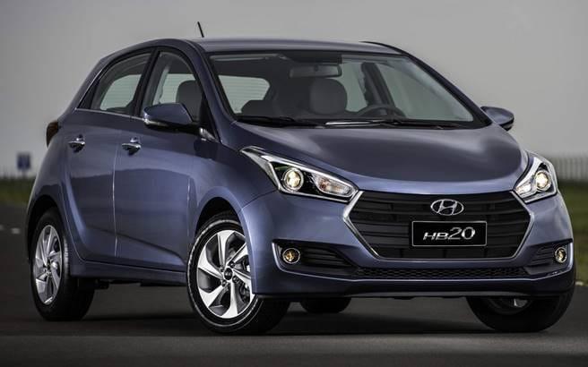 Novo Hyundai HB20 2018 01