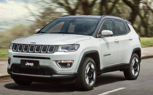 Jeep Compass 2017 tem preço reajustado em abril