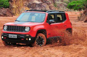 Novo Jeep Renegade 2015 preço de lançamento revelado