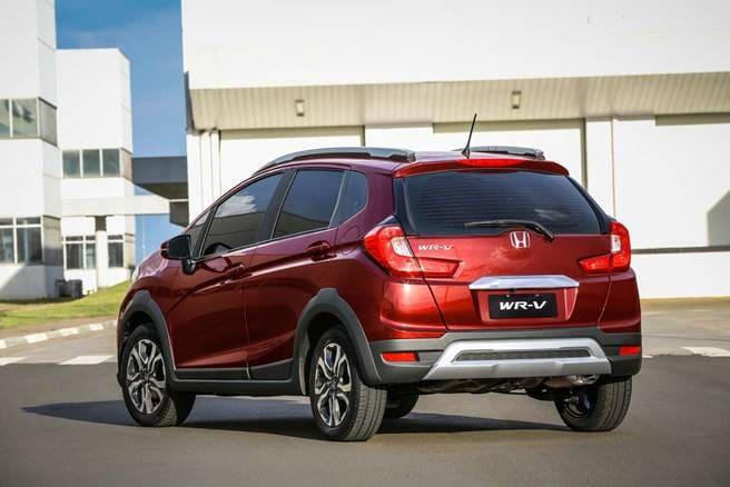Novo Honda WRV 2018 011