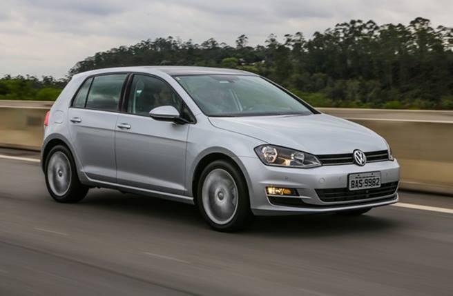 Volkswagen Golf 2017 tabela preços 01