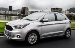 Novo Ford Ka 2018 hacth e sedan chegam com preços reajustados