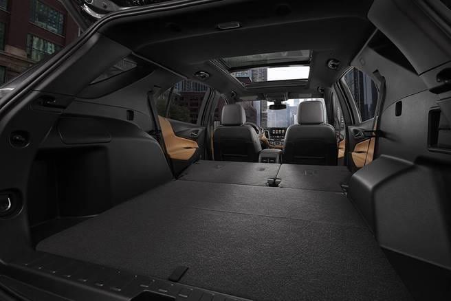 Novo Chevrolet Equinox 2018 023