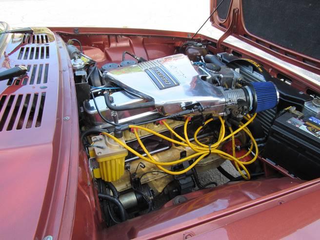 Caravan Opala SS 76 77 78 79 80 6cc injetada motor 04