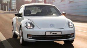 Novo Fusca 2013 chega ao Brasil com preço a partir de R$80.000