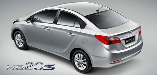 Novo Hyundai HB20S 2014 01