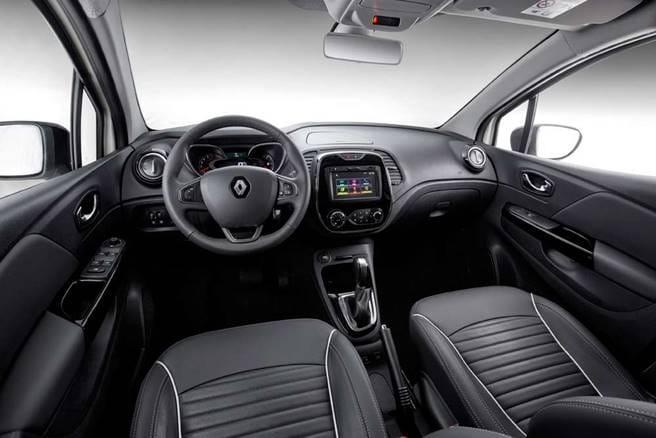Renault Captur 2017 preço 021