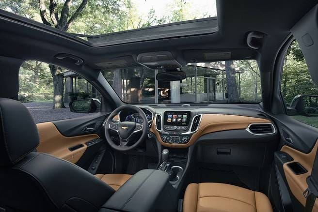 Novo Chevrolet Equinox 2018 022
