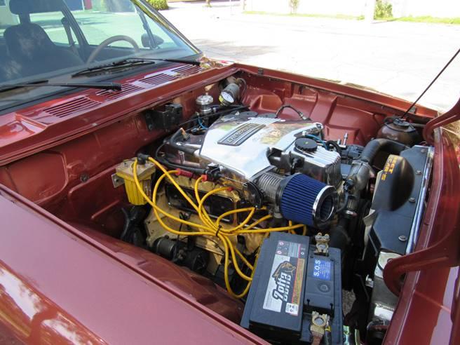 Caravan Opala SS 76 77 78 79 80 6cc injetada motor 02