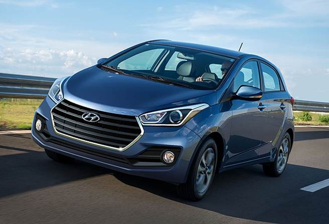 Novo Hyundai HB20 2018 04